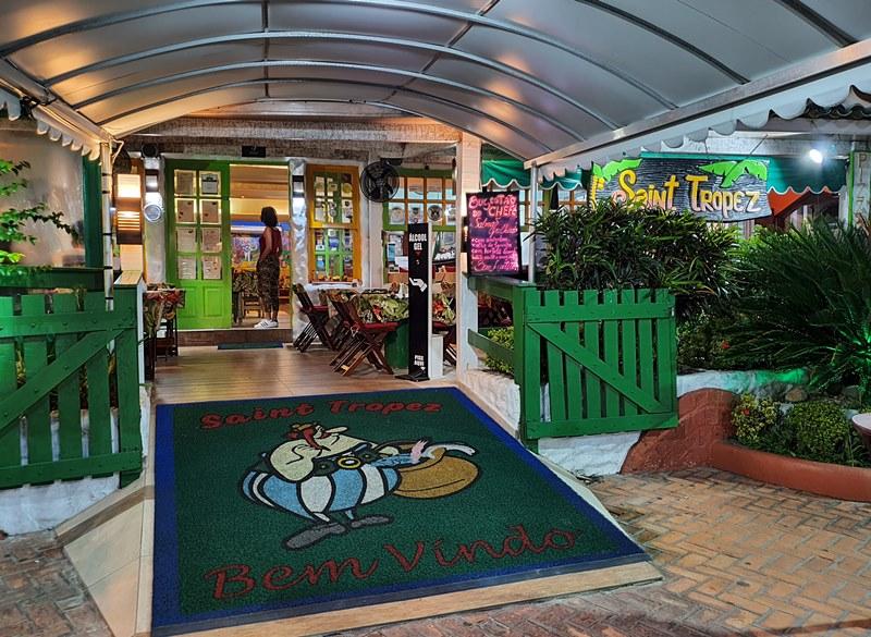 Restaurante Saint Tropez