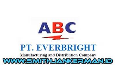 Lowongan PT. Everbright Pekanbaru April 2018