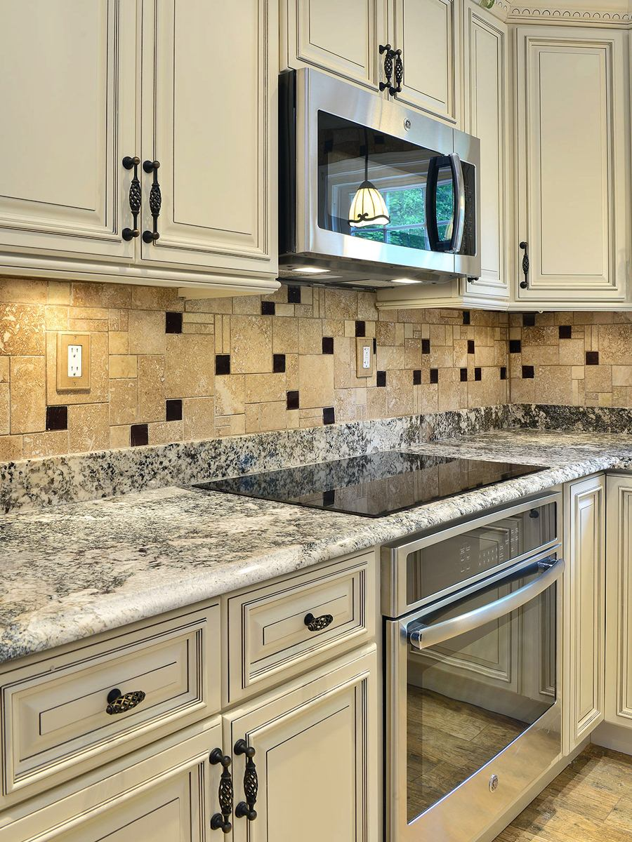 - 5 Modern Kitchen Backsplash Ideas With White Cabinets - Dream House