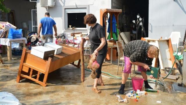 Εργατικό Κέντρο Ναυπλίου: Παρατείνεται έως τις 16 Οκτωβρίου η συγκέντρωση βοήθειας για την Καρδίτσα