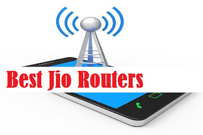 Jio Wifi Routers