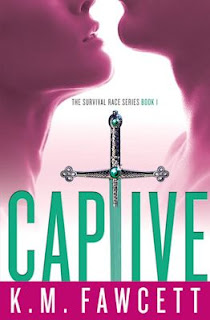 Interview with K.M. Fawcett, author of Captive (The Survival Race 1) - June 8, 2013