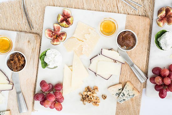 Cheese Plate Panino Giusto Restaurant Food Review