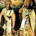 Saint Cornelius, Pp, and Saint Cyprian, B, Mm.