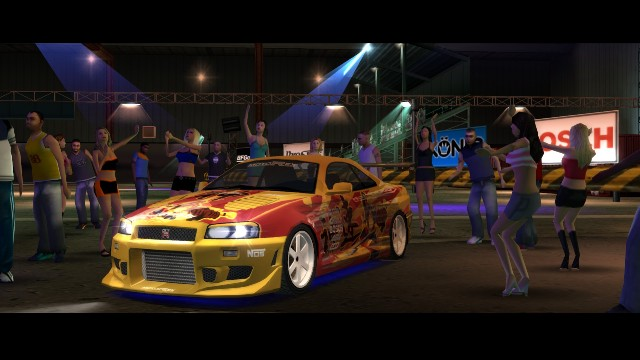 Download Street Racing Syndicate PC Games