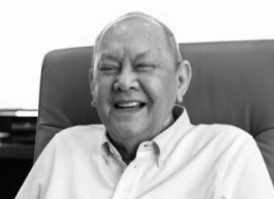 Business mogul Danding Cojuangco passes away at 85