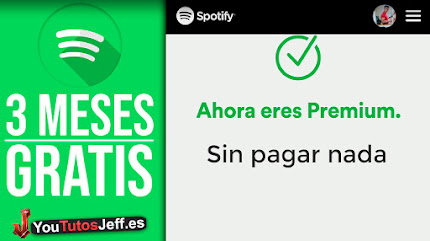Spotify PREMIUM GRATIS Durante 3 MESES!😱🔥