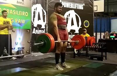Atleta de Pariquera-Açu é Campeão Junior de  Powerlifiting