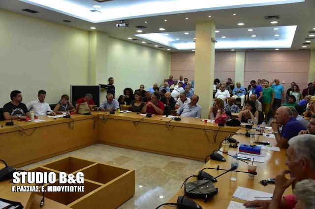 Οριστικό όχι από το Δημοτικό Συμβούλιο στους οίκους ανοχής στο Ναύπλιο (βίντεο)