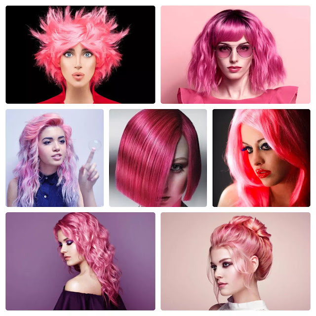 How to Get a Pink Ombre Hairstyle - DIY