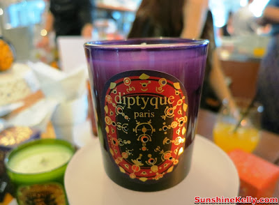 Diptyque Holiday Collection, scented candle, diptyque, Encens des indes
