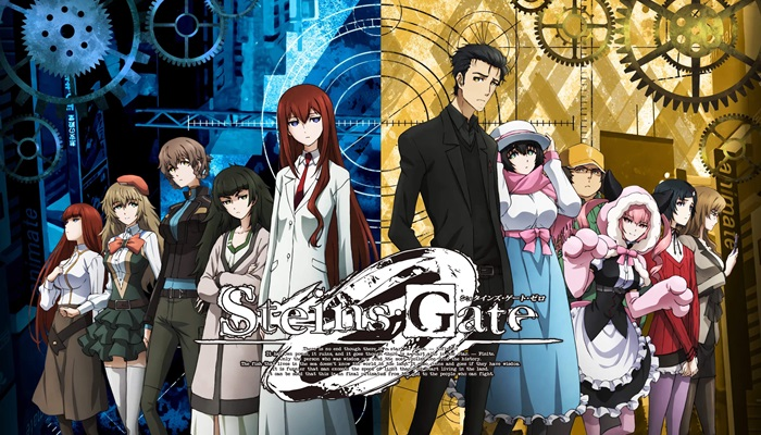 Download Anime Steins;Gate 0 Subtitle Indonesia BD
