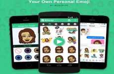 Bitmoji: app que permite crear un avatar mediante emojis personalizados (iOS, Android, y Chrome)