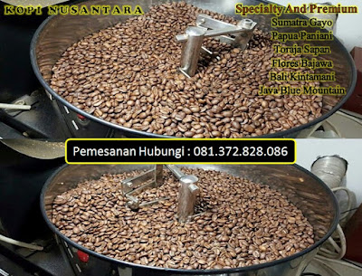 Distributor Kopi Gayo Roasted Bean Surabaya