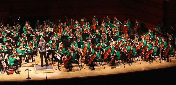 Συναυλία της Mounds View High School Band στο Ναύπλιο