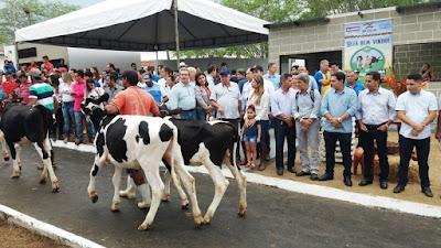 Em Batalha/AL, abertura da 37ª Expo Bacia Leiteira acontece nesta quarta-feira, 02