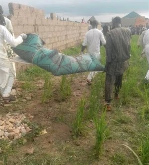 OMG!! Man Murderered For Rituals, Corpse Discovered Inside Uncompleted Building  [Photos]