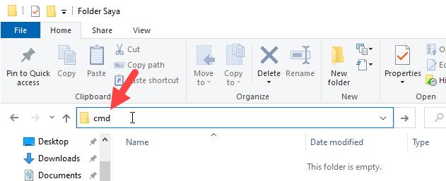 Cara Membuat Banyak Folder Sekaligus di Windows 10