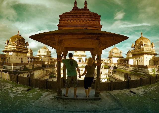 Fuerte de Orchha, India