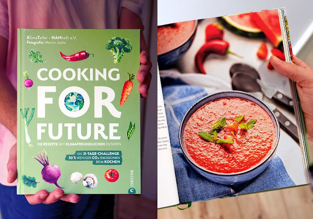 Kochbuch Cooking for Future