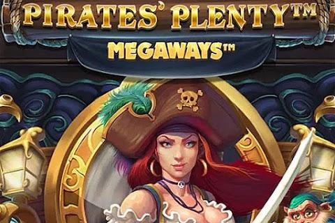 Main Gratis Slot Pirates Plenty Megaways (Red Tiger Gaming) | 96.00% RTP