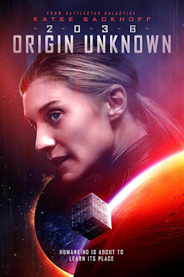 Origin Unknown 2017 DVD R1 NTSC Sub