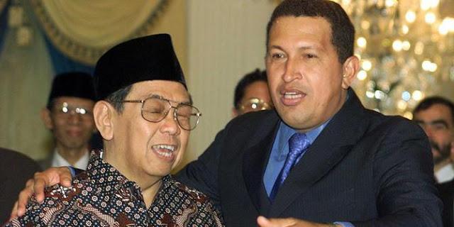 Gus Dur: Tentara Indonesia adalah Prajurit paling pemberani di Dunia