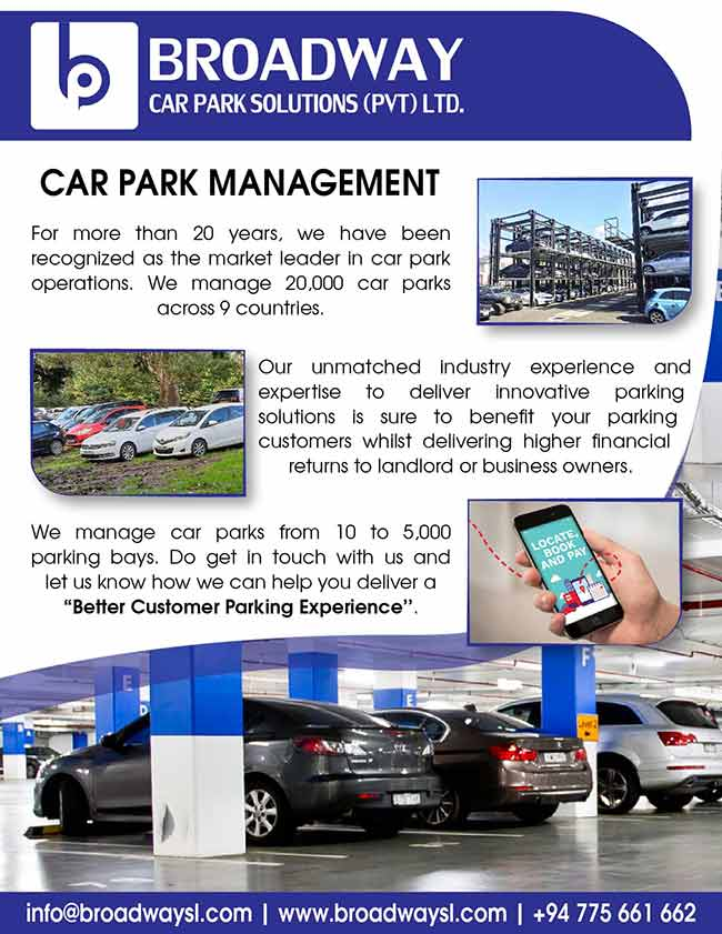 Broadway - Professional Car Park Management Service.