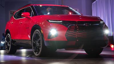 Chevrolet new Blazer 2019, Return the real SUV. Apakah akan dijual di Indonesia juga?
