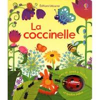 La coccinelle - Editions USBORNE