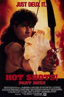 Ver Loca academia de pilotos 2 (Hot Shots 2) (1994) Online