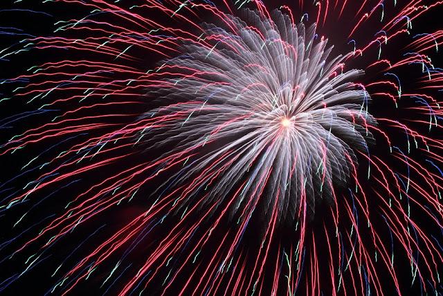 Urayasu Hanabi Taikai (fireworks display), Chiba