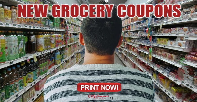 Grocery Coupons - Print Now!