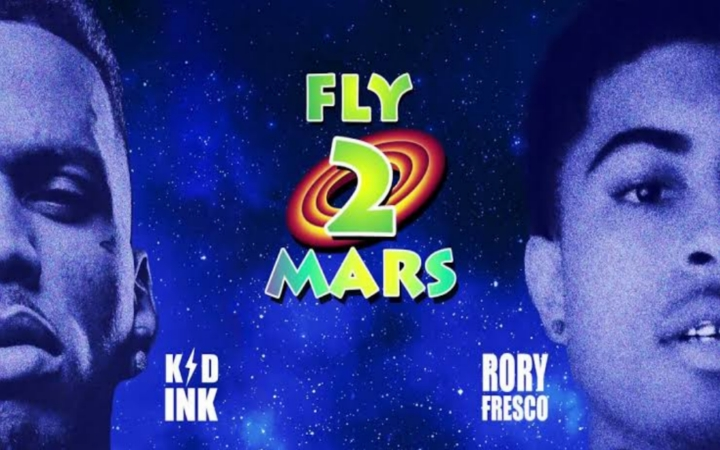 Kid Ink - Fly 2 Mars feat Rory Fresco