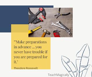 Be Prepared by Teach Magically