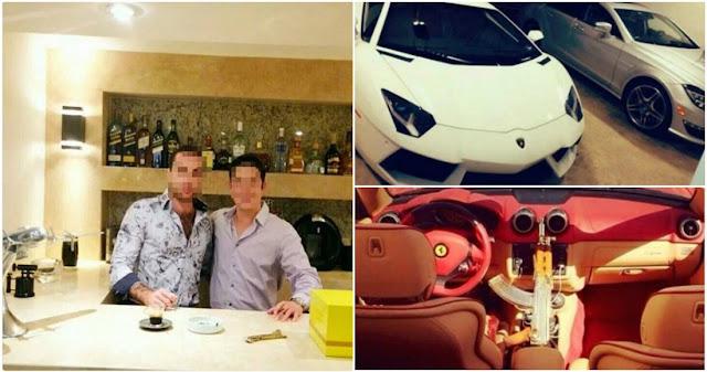 Iván Archivaldo Guzmán, de 33 años, carros, armas, dinero, mujeres nadie festeja como el hijo de El Chapo