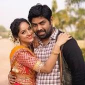 deepika singh with her husband