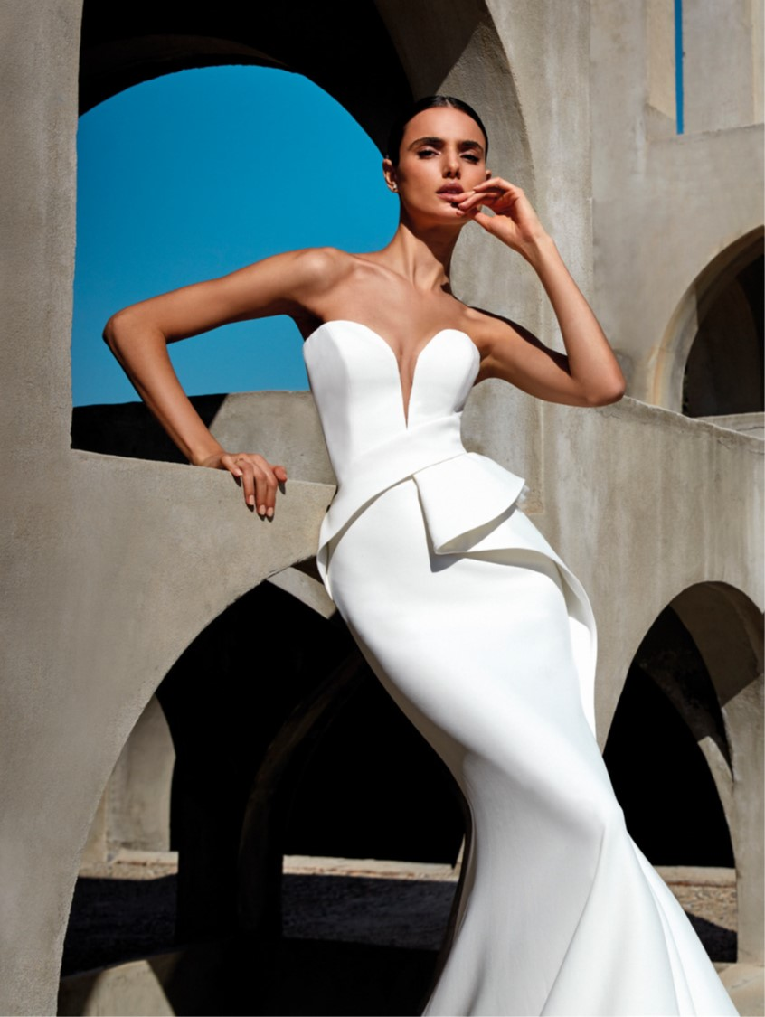 Fitness And Chicness-Nueva coleccion Pronovias 2021 Alessandra Rinaudo-2