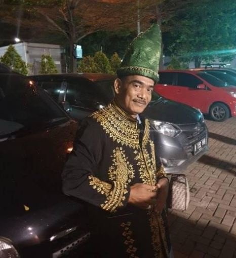 ishak beuraksa Persaudaraan Aceh Serantau (PAS