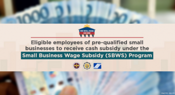 How to avail of the govt's Small Business Wage Subsidy program? Cash Assistance