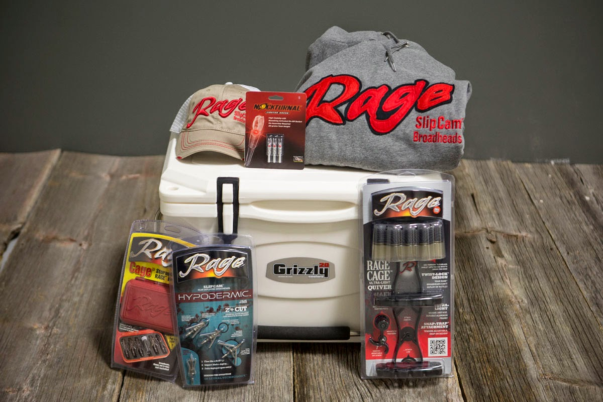 Grizzly Coolers Giveaway