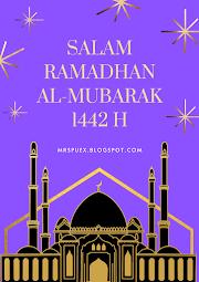Salam Ramadhan 1442 H