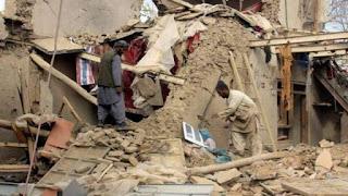 আফগানিস্তানে বিমান হামলায় ইমাম সহ ১১ শিশু নিহত!