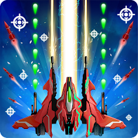 Space wars: spaceship shooting Mod Apk