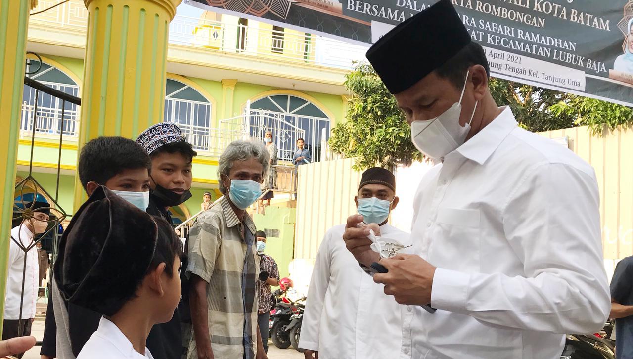 Walikota Batam Akan Terus Menata Kampung Tua Agar Semakin Mempesona