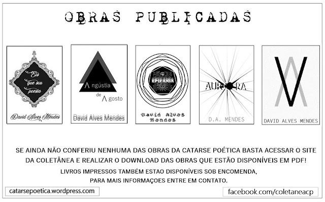 Livros para download gratuito da Catarse Poética