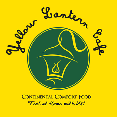 yellow lantern cafe logo