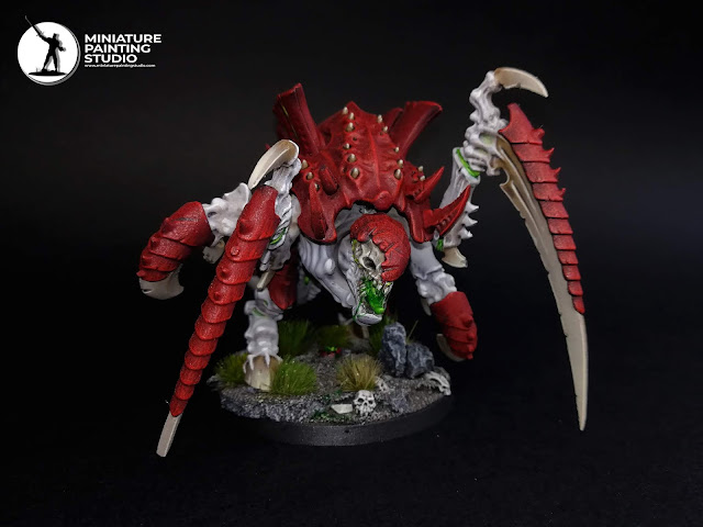 Warhammer 40k Old One Eye's Carnifex Brood