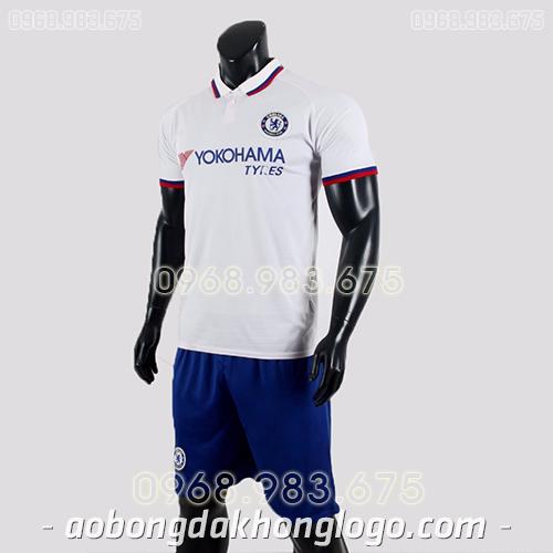 Áo CLB Chelsea màu trắng 2020