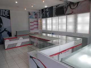 Kontraktor Furniture Interior Pertokoan + Furniture Semarang